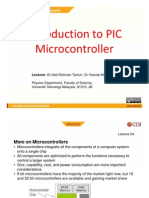 Introduction to Pic m