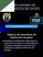 1.3 Mecanismo de Distribucion de Gases