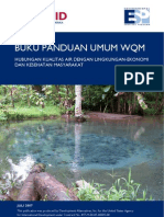 Buku Panduan Umum WQM