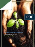 UN Environmental Programme