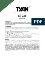 S7025 Manual v1