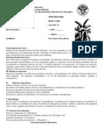 Prontuario Artes Manuales