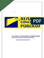 Licitacoes Comentada Lei 8666[1]