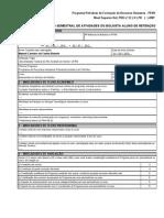 Relatorio Semetral Do PRH-PB