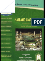 Hajj and Umrah Guide the Islamic Ministry of Affairs Introduction by Shaikh Saleh Aali Shaykh