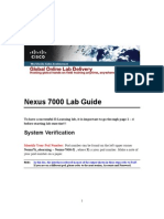 Nexus 7000 Lab Guide