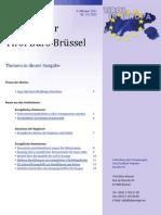 Tirol in Europa, newsletter am 9.Oktober 2012