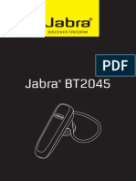 Jabra User Manual