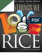 Rice Magazine Issue 14