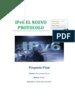 IPv6 El Nuevo Protocolo