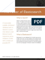 Power of Elasticsearch 4caddde80ee1aebfd8c249b5f6ccaaeb