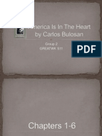 America is in the Heart Group Reporting