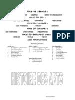 histoire des arts 2