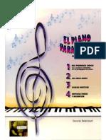 MIS PRIMEROS DEDOS. LAS CANCIONES INFANTILES EN LA PEDAGOGÍA DEL PIANO.