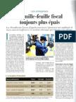 Un mille-feuille fiscal toujours plus épais