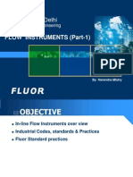 Flow Instruments Part 1