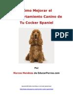 Como Mejorar El Comportamiento Canino de Tu Cocker Spaniel