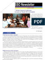 IFSSO Newsletter Jul-Sep 2012