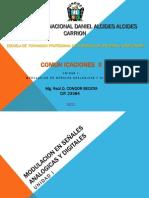 Unidad i, Comunicaciones II-2012