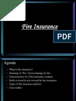 Fire Insurance 2012