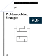 Problem Solving Strategies by Engel