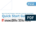 eStudio281c_351_451 Quick Start Guide Ver03