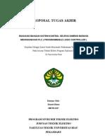 Proposal Tata Tulis