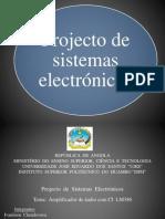 Projecto(Apresentação)