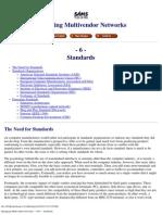 Managing Multivendor Networks 06