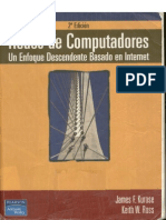 Redes de Computadores Un Enfoque Descendente Basado en Internet
