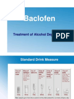 Baclofen in Alcohol Dependence