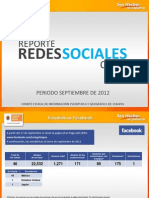 Reporte Redes Sociales CEIEG Septiembre_2012
