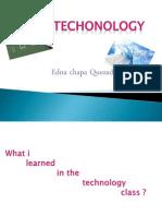 Technology Edna Chapa