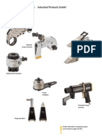 07. CMCO Catalog - Cosmo Petra - Safe Lifting Solutions - Bolting Technology - Wrenches - Torques - Splitters - Spreaders