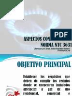 Aspectos Constructivos Ntc 3631
