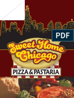 Sweet Home Chicago Menu