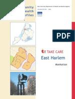 The Health of East Harlem - 2006