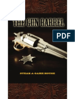 Gun Barrel Menu