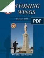 Wyoming Wings magazine, February 2012