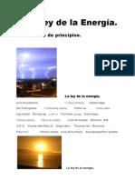 Das Gesetz Der Energie.