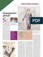 8.10.2012, 'Romagna Liberty, Immaginario Globale', La Voce Di Romagna