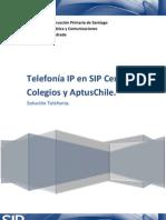 Solucion de Telefonia Sip