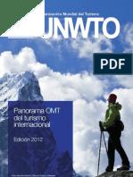 Panorama OMT del turismo internacional, edición 2012