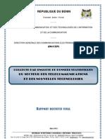 Rapport Final SUR LES Tic Mars 2012
