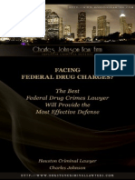 Facing Federal Drug Charges the Best Federal Drug Crimes Lawyer Will Provide the Most Effective Defense