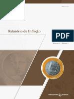 Banco Central Relatorio de Inflação Setembro de 2012