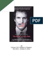 Flim Paper - Larry Flynt