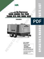 Compresor 750h
