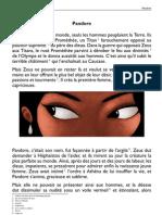 Pandore - En Français