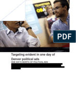 Redacted - USA Today Political Ad Buying in Denver